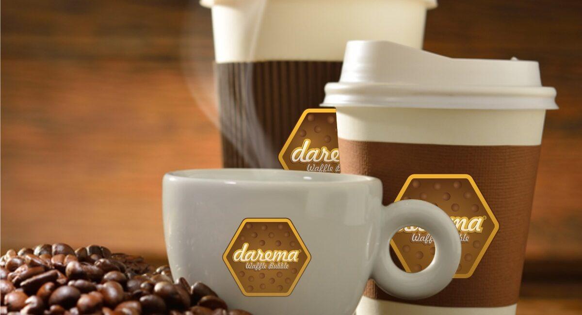 Café de produção exclusiva DAREMA